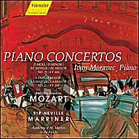 Wolfgang Amadeus Mozart - Piano Concertos Nos. 20+23