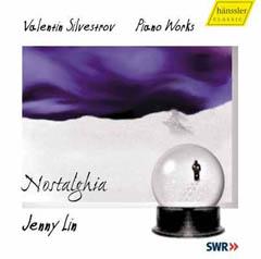 V. Silvestrov - Nostalghia - Jenny Lin