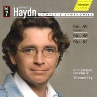 Joseph Haydn - Sinfonien Nr. 69, 86, 87