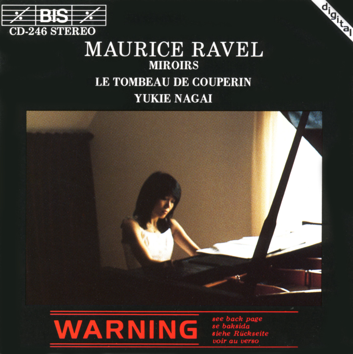eclassical ravel miroirs