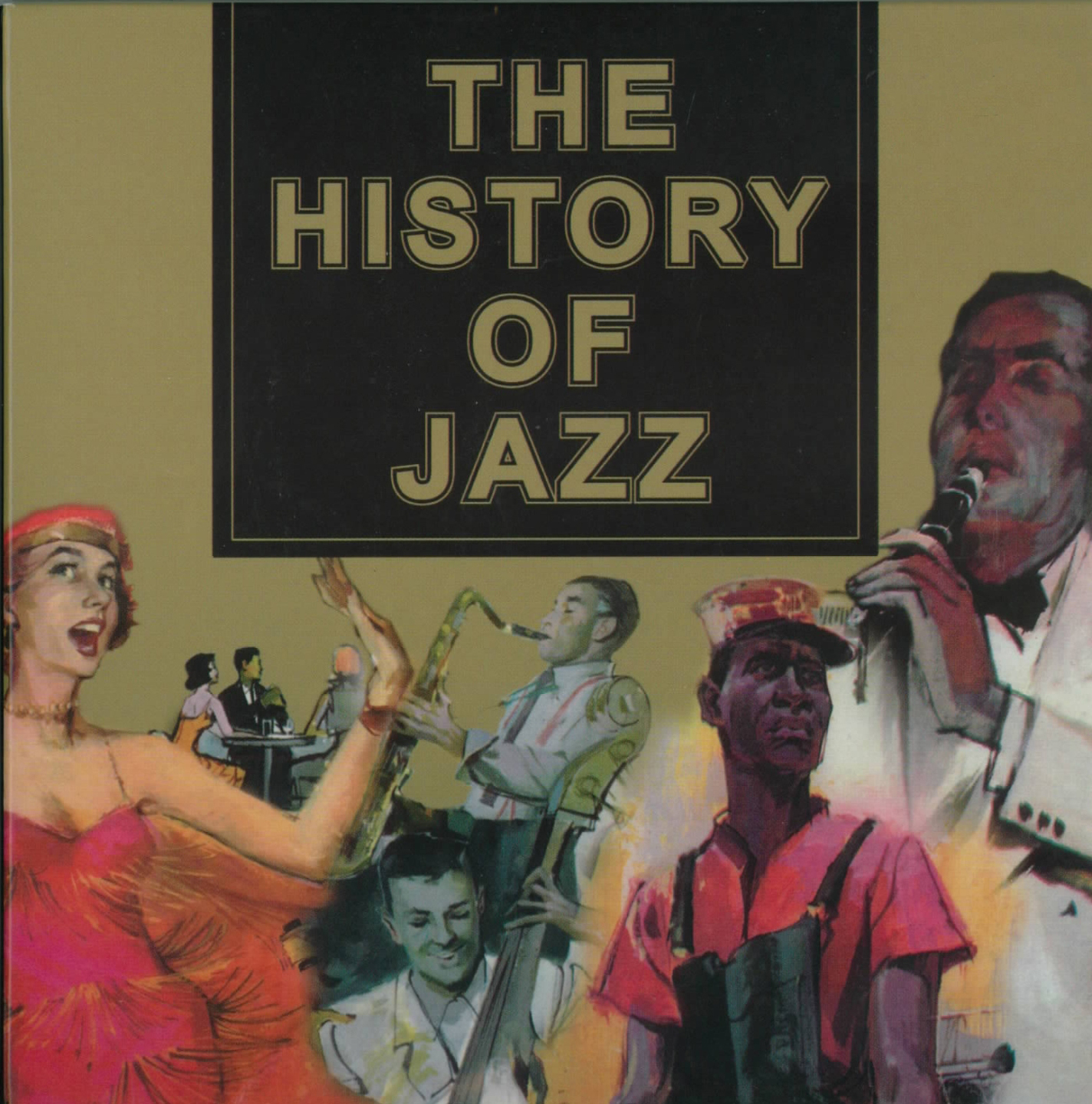 history of jazz Read about the life and legacy of leon breeden (1921-2010) the text that follows, originally entitled 50 years of jazz at north texas, was written by david joyner for the 50th anniversary of the program, which was celebrated in 1997.