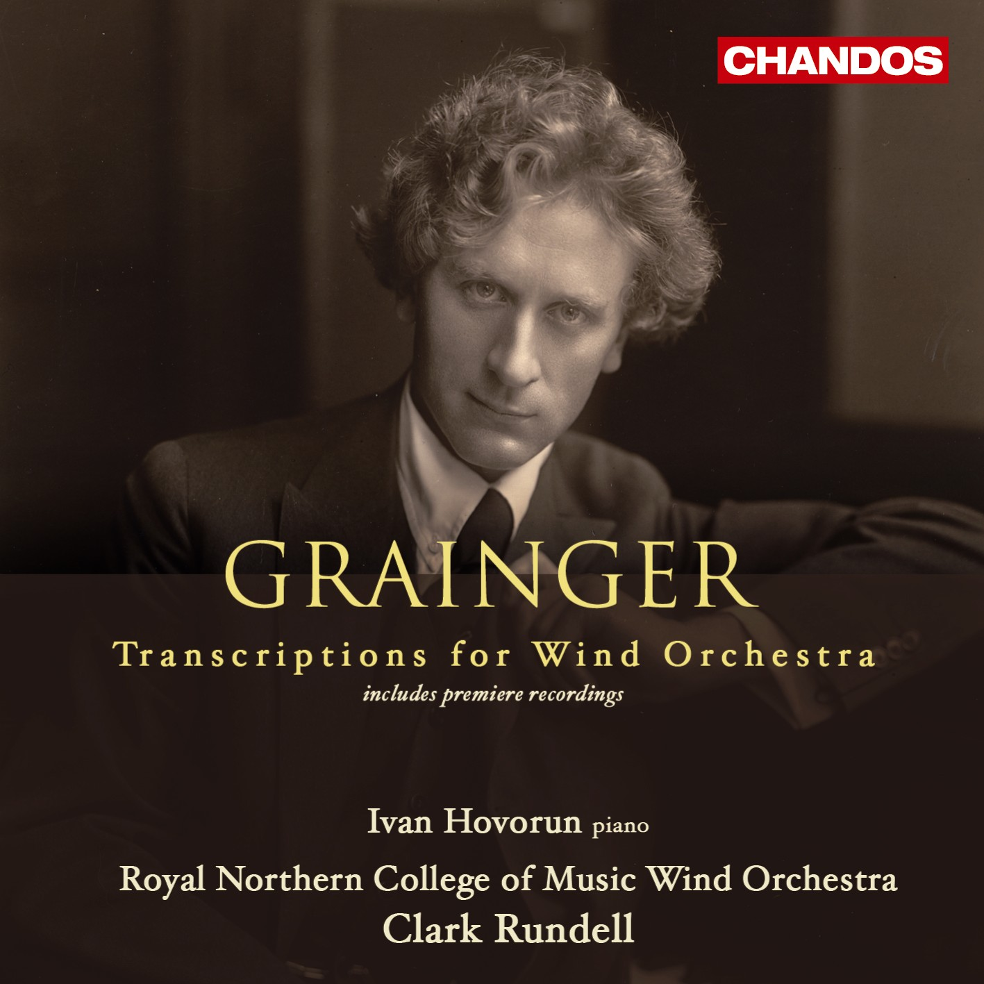 eClassical - Grainger: Transcriptions for Wind Orchestra