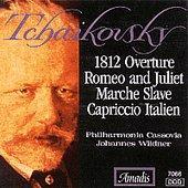 1812 Overture / Romeo and Juliet / Capriccio Italien