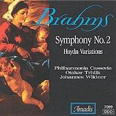 Brahms: Symphony No. 2 / Haydn Variations