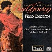 Beethoven: Piano Concerto No. 5, Emperor / Tchaikovsky: Piano Concerto No. 1