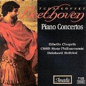 Beethoven: Piano Concerto No. 5, Emperor / Tchaikovsky: Piano Concerto No. 1