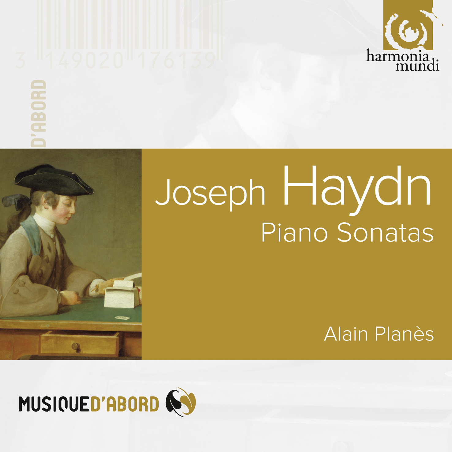 haydn piano sonata Chan 10942 haydn - piano sonatas, volume 6 running time: 83:18 release  date: may 2017 originally recorded in 2016 composer franz joseph haydn.