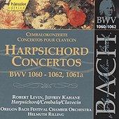 Bach Harpsichord Concertos BWV1060-1062, 1061a