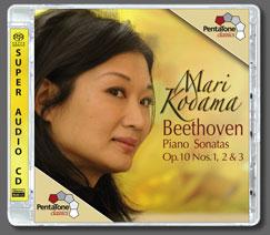 Beethoven Piano Sonatas Nos. 7, 6, 5