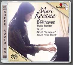 Beethoven Piano Sonatas Nos. 16-18