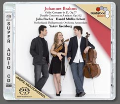 Brahms: Violin Concerto / Double Concerto