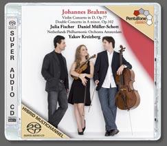 Brahms: Violin Concerto / Double Concerto