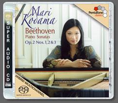 Beethoven Piano Sonatas Nos. 1-3