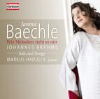 Brahms: Wie Melodien zieht es mir – Selected Songs