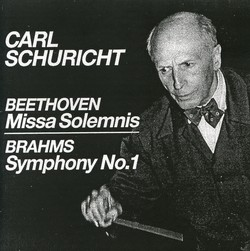 Beethoven: Mass in D major, Op. 123,