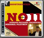 Shostakovich: Symphony No. 11, The Year 1905