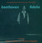 Beethoven, L. Van: Fidelio [Opera] (Flagstad) (1941, 1951)