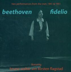 Beethoven, L. Van: Fidelio [Opera] (Flagstad) (1941, 1951)
