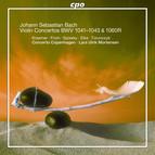 J.S. Bach: Violin Concertos, BWV 1041-1043 & Oboe Concerto, BWV 1060R