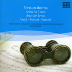 Nessun Dorma - Arias for Tenor