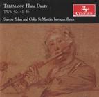 Telemann: Flute Duets
