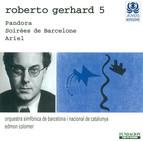 Gerhard, R.: Pandora Suite / Soirees De Barcelone Suite / Ariel