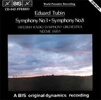 Tubin - Symphony No.3 and No.8