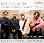 Beethoven: Complete String Quartets, Vol. V