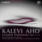 Kalevi Aho - Chamber Symphonies Nos 1-3