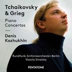Tchaikovsky & Grieg: Piano Concertos