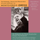 Monteverdis Orfeo (1954)