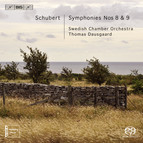 Schubert – Symphonies Nos 8 & 9