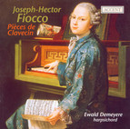 Fiocco, J.H.: 24 Pieces De Clavecin, Suites Nos. 1 and 2