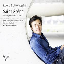 Saint-Saëns: Piano Concertos 2 & 5