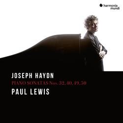 Haydn: Piano Sonatas Nos. 32, 40, 49, 50