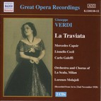 Verdi: Traviata (La) (La Scala) (1928)