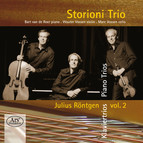 Rontgen: Piano Trios, Vol. 2