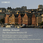 Attilio Ariosti  The Stockholm Sonatas III