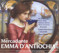 Mercadante: Emma D\'Antiochia