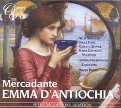 Mercadante: Emma D\'Antiochia