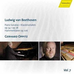 Beethoven Piano Sonatas No. 22, 24, 29