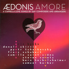 Amore: A cappella Love Songs by Gay Composers and Arrangers