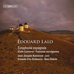 Lalo  – Symphonie espagnole
