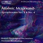 Magnard - Symphonies No.2 & No.4
