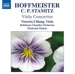 Hoffmeister & Stamitz: Viola Concertos