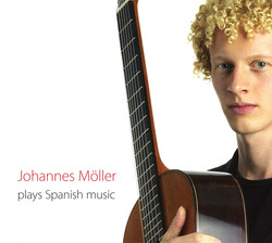 Johannes Möller Plays Spanish Music