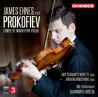 James Ehnes plays Prokofiev
