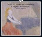 H. von Herzogenberg - E. von Herzogenberg: Complete Piano Works