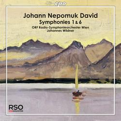 David: Symphonies Nos. 1 & 6