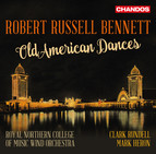 Bennett: Old American Dances